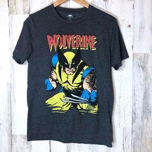 Old Navy Shirts - Mens Small Wolverine Marvel T-shirt